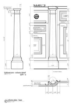 » 2014 » February Drawing Interior, Technical Drawings, Architecture Plan, Updated Kitchen, Kitchen Design, February, Floor Plans, Doors, Traditional