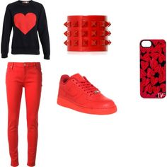 """blood hungry"" by nneuphtalie on Polyvore"