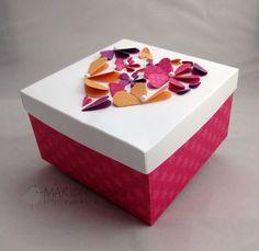 Cute Little Gift Box Tutorial