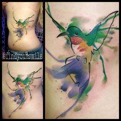 Hummingbird by Russell Van Schaick
