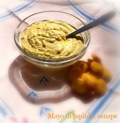 Maionese di lupini on http://www.unavnelpiatto.it