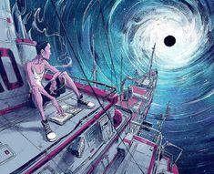 Black Hole - Michał Dziekan