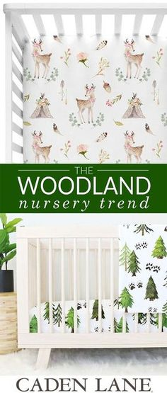 This is absolutely the cutest nursery trend and perfect for a Boy or Girl!