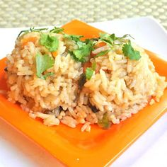 Spicy Thai Fried Rice #recipe #glutenfree