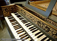 Franco-Flemish Harpsichord