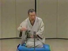 古今亭志ん朝 - 愛宕山(Part2 of 3) - YouTube