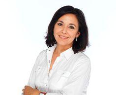 La periodista Isabel Gemio, presentadora de Te doy mi palabra
