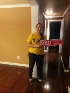 Happy Homeowner in Bellevue, WA!! Sold by the Diemert Properties Group! 425-308-6641
