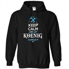 KOENIG-the-awesome - #tshirt cutting #hoodie sweatshirts. I WANT THIS => https://www.sunfrog.com/LifeStyle/KOENIG-the-awesome-Black-64525528-Hoodie.html?68278