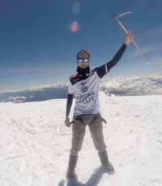 Guingamp. Insolite : En avant de Guingamp et Aroma Celte au sommet du Mont-Blanc « Article « L'Echo de l'Armor et de l'Argoat