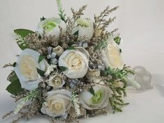 Wedding bouquet bridal bouquet paper flower by Mazziflowers on Etsy