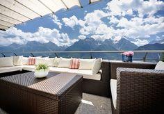 Luxusauszeit vom Alltag auf 1650 Metern Höhe in den Schweizer Bergen, auf einem der schönsten Sonnenplateaus des Landes, inklusive Frühstück Schweiz Ftan Engadin