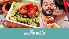 Molho Pesto | Cozinha para 2
