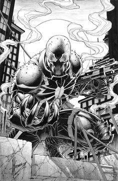 Agent Venom   Dale Keown