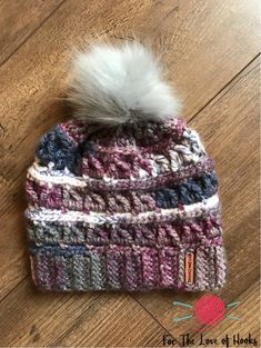 f3dbcf21f36 On a mission to find a new pattern for a beautiful winter beanie that  people won