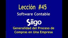 567.  Lección # 45 Generalidades del Proceso de Compras en Una Empresa