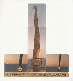 A Monument to Electricity and Photography, Mabou  Robert Frank   c. 1970s
