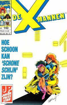 X-Mannen #143 De schone schijn