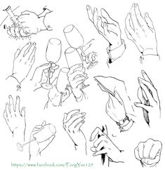 hands part3 by Tsutsuji-Sakai.deviantart.com on @deviantART