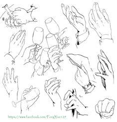 hands part3 by Tsutsuji-Sakai.deviantart.com on @deviantART