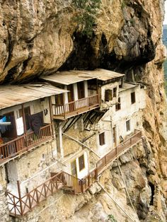 A hike through the mountains and valleys of the Peloponnese Greece to visit hidden monasteries
