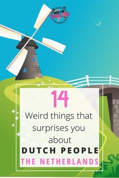 Dutch people are known for their weird things and crazy habits. Trust us, we know ;) Find out if you have similar habits, maybe you're a bit Dutch! Christmas In Holland, Weird Things, Things To Come, Dutch People, Crazy Outfits, That Way, Adventure Travel, Travel Guide, Travel Inspiration