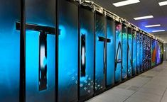 The addition of GPUs helped the Titan supercomputer at Oak Ridge National Laboratory place atop the Top500 last fall. But the system's CPUs handle much of the workload on most apps that use Titan. (Photo: Oak Ridge)