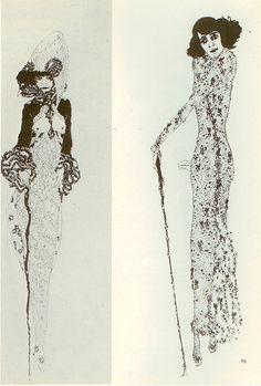 Baron Hans Henning aka Alastair (source) Antique Illustration, Illustration Art, Costume Design Sketch, Storyboard Artist, 1920s Art, Pictures To Paint, Artist Art, Deco, Art Reference