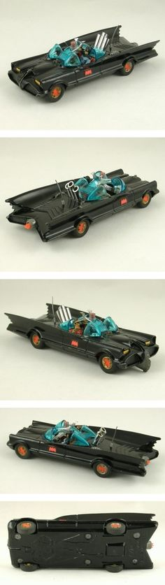 Vintage Corgi Batmobile I still have mine