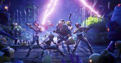 Battle Royale de Fortnite alcanza 525 mil jugadores concurrentes - LEVELUP