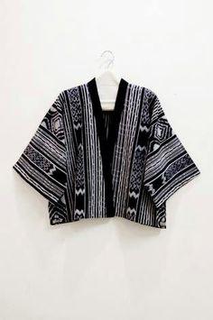 Cotton Ink offers women's wear clothing from tops, bottoms,outerwear to accessories. Batik Blazer, Blouse Batik, Batik Dress, Batik Fashion, Hijab Fashion, Fashion Outfits, Big Size Fashion, Minimal Dress, Hijab Outfit