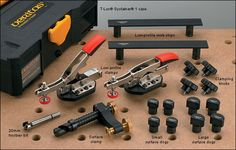 Veritas® MFT Clamping Kit - Lee Valley Tools