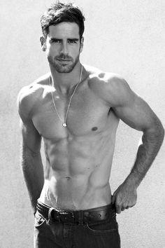 Marcos Pitombo  Hot, sexy, men, guy, gay, muscle, body, hairy, male, hunk, stud, beard, lovely eyes