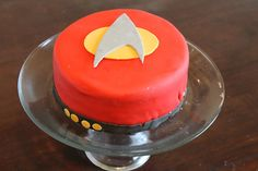 Hmmm. Should I pin this to my Star Trek board or my Snack board? Decisions, Decisions