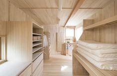 ウォークインクローゼット Natural Interior, Wardrobe Storage, Japanese Interior, Walk In Closet, Inspired Homes, My House, Sweet Home, New Homes, House Design