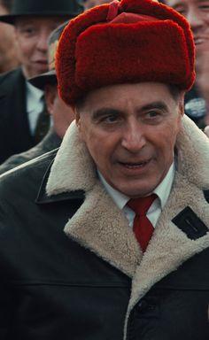 Trooper Hat, Sheepskin Throw, Martin Scorsese, Irish Men, Anne Hathaway, Vintage Photos, Winter Hats, Cinema, Leather Jacket