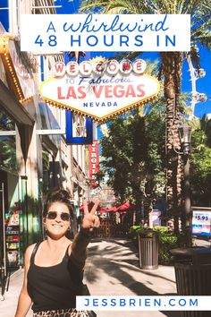 It was actually but 48 had a better ring to it! Here's a guide to everything we did to make the most of our time. Las Vegas Nevada, Mandalay, Rings Cool, Posts, Adventure, Blog, Travel, Cirque Du Soleil, Messages