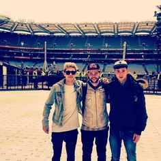 Ladys and gentlemen here with you , the most beautiful: Niall James Horan Gallagher!!! :)