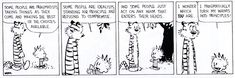 Calvin and Hobbes of the Day