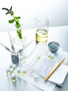 Inside Modern Perfume Labs