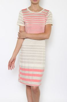 Andrea Playdress- Coral