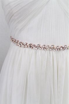 Gold All Around Slim Wedding Dress Belt. Slim Wedding Dresses, Rose Gold Wedding Dress, Fairy Wedding Dress, V Neck Wedding Dress, Wedding Belts, Luxury Wedding Dress, Classic Wedding Dress, Long Sleeve Wedding, Cheap Wedding Dress