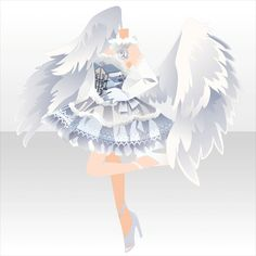 Cutie Angel form (Anna or Salli e)|@games -アットゲームズ-