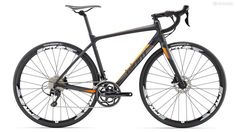 Giant's new entry-level road bike: the Contend