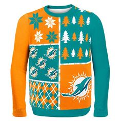 Top 31 Best NFL Ugly Sweaters images | Ugly christmas sweater, Ugly