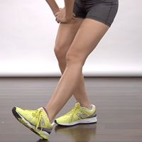 Postrun Standing Stretches for Faster Recovery | Runners World