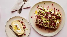 Live the pud life with Candice Brown's summery dessert recipes Candice Brown, Dessert Recipes, Desserts, The Dish, Ps, Food And Drink, Sunday, Cakes, Dishes