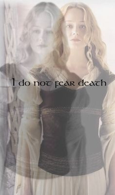 Eowyn, The Lord of the Rings, Neth Ohtar Edit