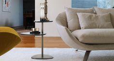 Avi Sofa, luxury Contemporary Italian Living Room Design at Cassoni.