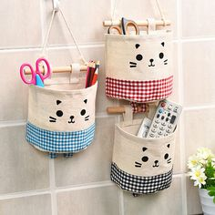 Cheap storage hanging bag, Buy Quality wall storage bag directly from China storage bag Suppliers: 4Piece/14x15x7cm Multi Layer Cloth Wardrobe Storage Hanging Bag Door Post Storage Hanging Wall Storage Bag